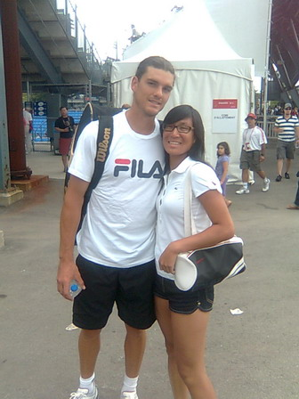 Frank Dancevic and Isabelle Chrun