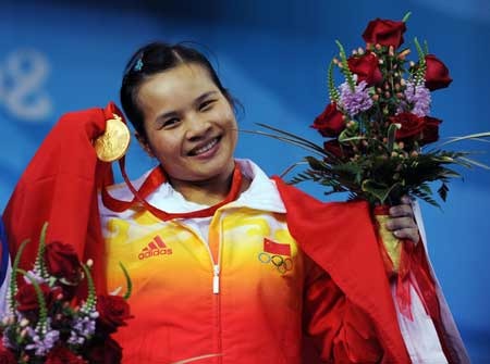 25 year-old who broke 2 olympic records