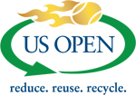 US Open going green
