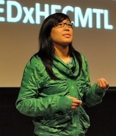 TEDx HEC Montreal - Isabelle Chrun